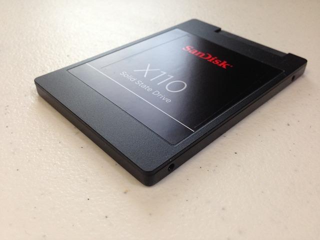 Sieben Vorteile von SSDs